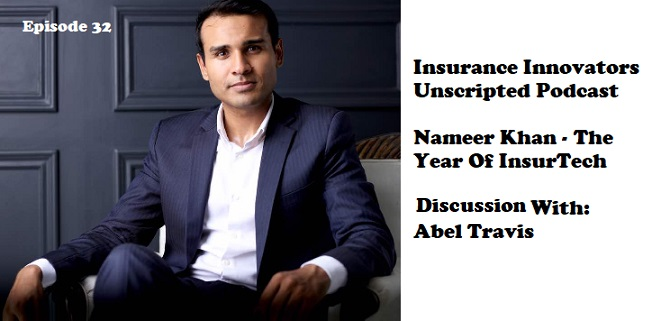 Insurance Innovators Unscripted Podcast